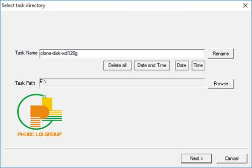 clone disk to disk